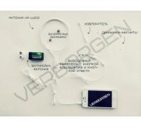 Магнитные микронаушники Verborgen Garant